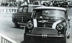 Minis at Monterey Historics 2006