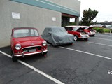 Who wants a red Mini?