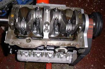 KAD 16 Valve Twin Cam Cylinder Head