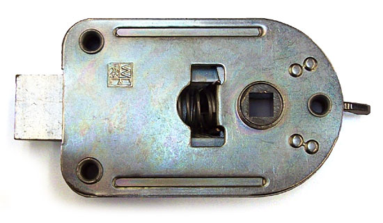 Interior Door Latch Assembly Rh For Lhd Cars 24a2143